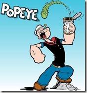 Popeye est il fort grâce aux épinards?