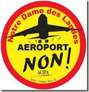logo Aéroport NDDL non merci! de l'ACIPA