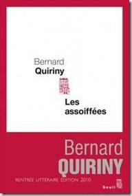 Les assoiffées de Bernard Quiriny aux éditions Seuil