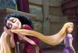 Je veux une chevelure de princesse!